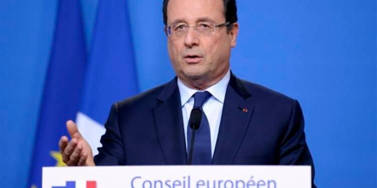 """Hollande évoque """"plusieurs pistes"""" pour l'espionnage de l'Elysée"""
