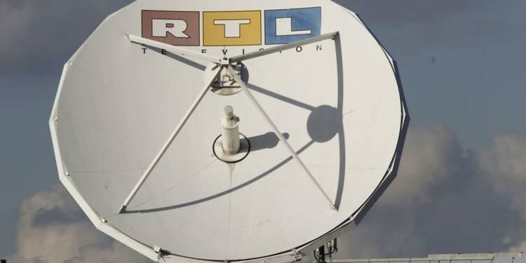 Hausse de 8,4% du bénéfice d'exploitation de RTL au 1er trimestre