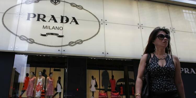 La Chine reste un moteur de croissance du chiffre d'affaires de Prada