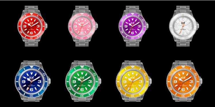 Ice-Watch : le petit belge qui défie les horlogers suisses