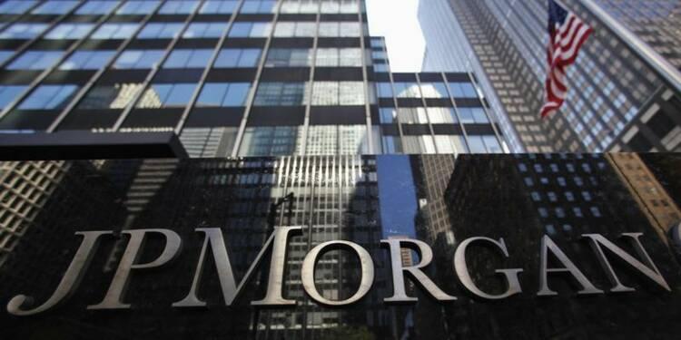 Perte nette pour JPMorgan au troisième trimestre