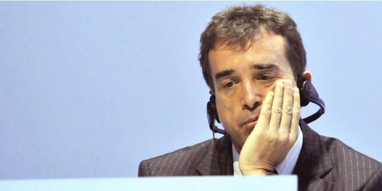 Arnaud Lagardère sèche l'assemblée générale d'EADS
