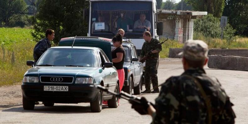 Les séparatistes ukrainiens acceptent des négociations
