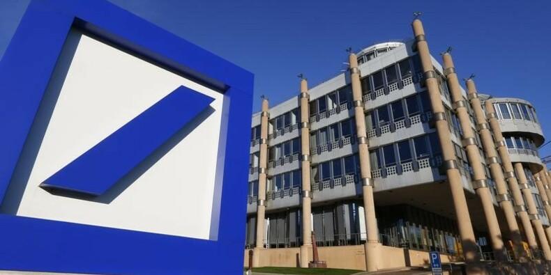 Deutsche Bank défend son augmentation de capital
