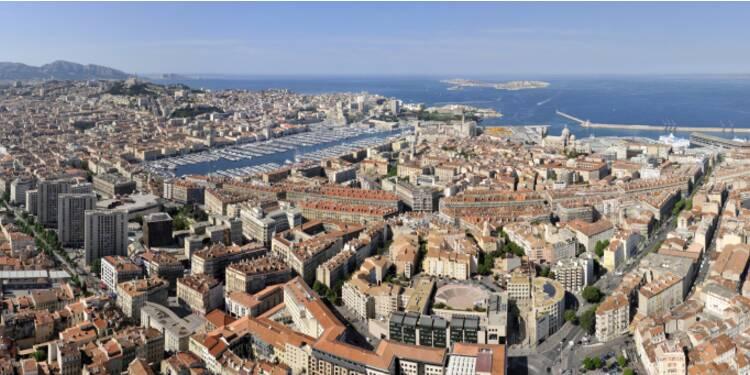 A Marseille, les biens immobiliers des années 70 souffrent