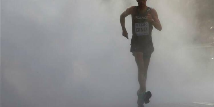 Athlétisme: les Français peu à la fête à Moscou