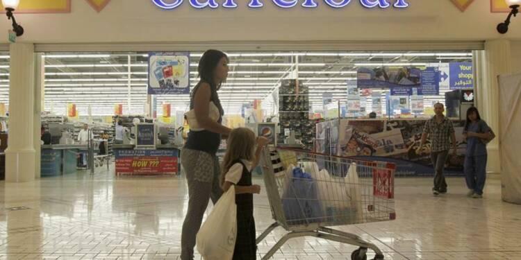 Carrefour stabilise ses ventes au 2e trimestre