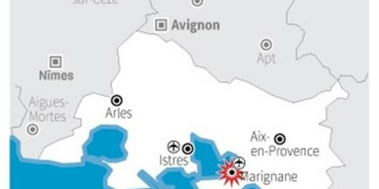 Mort d'un sexagénaire après un vol à main armée à Marignane