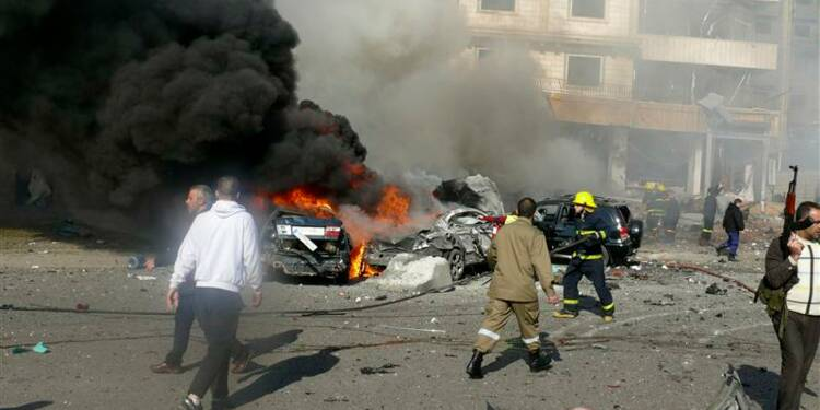 Attentats dans un quartier chiite de Beyrouth, six morts