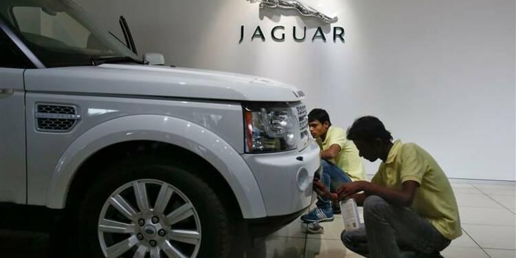 Ventes record de Jaguar Land Rover en 2013