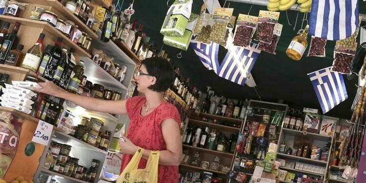 Le pouvoir d'achat des Grecs a fondu de 40% depuis 2008