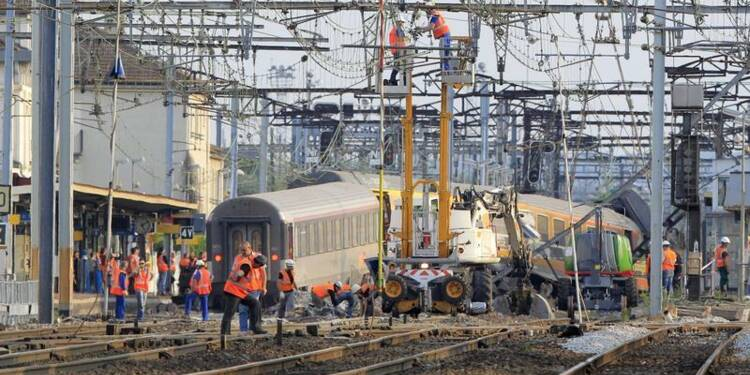 L'audit de la SNCF confirme la défaillance technique à Brétigny