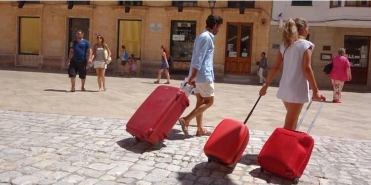 Prenez de la hauteur avec des bagages légers et design