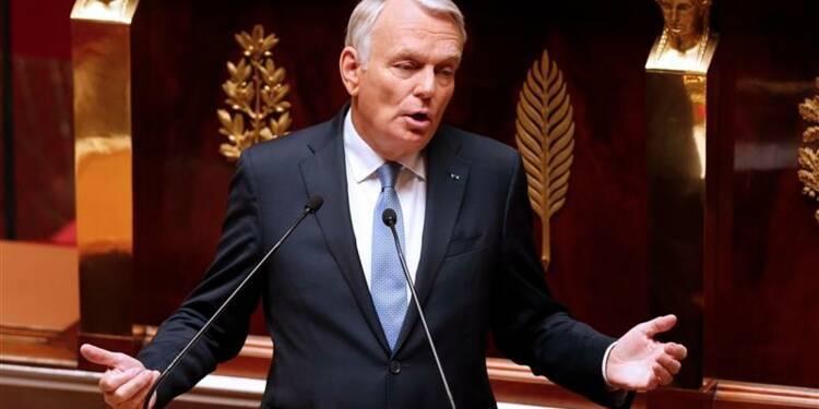 Ayrault juge la passivité sur la Syrie porteuse de risques