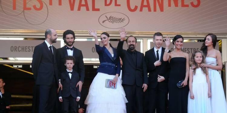 Cannes: à mi-parcours, Iran, Etats-Unis et Chine plébiscités