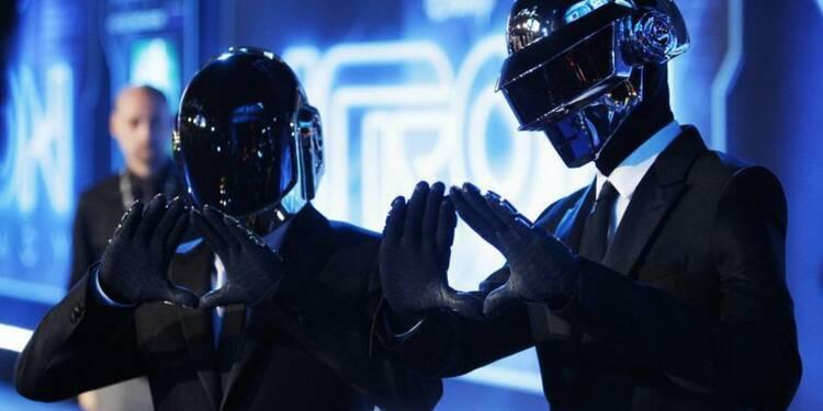 L'album de Daft Punk en tête des ventes aux Etats-Unis