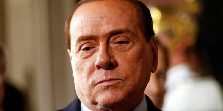 Berlusconi veut purger sa peine en s'occupant de handicapés