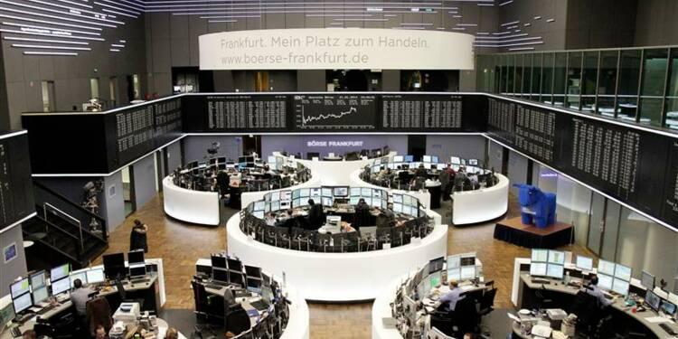 Les Bourses européennes ouvrent dans le vert