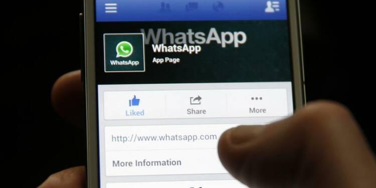 Le fondateur de WhatsApp s'excuse d'une panne de trois heures