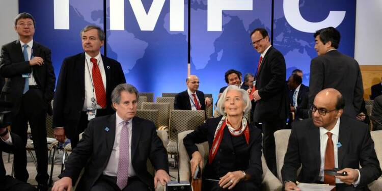 Le projet de réforme du FMI dans l'impasse