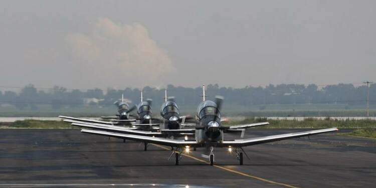 Textron va racheter Beechcraft pour 1,4 milliard de dollars
