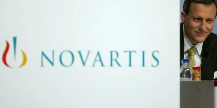Le chèque de départ du président de Novartis critiqué
