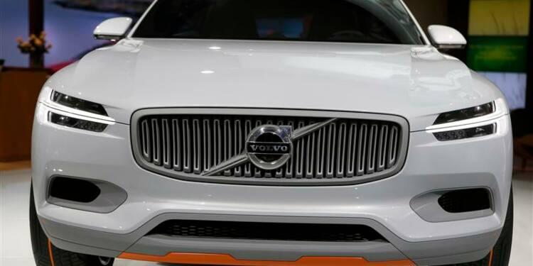 Volvo renoue avec la rentabilité en 2013