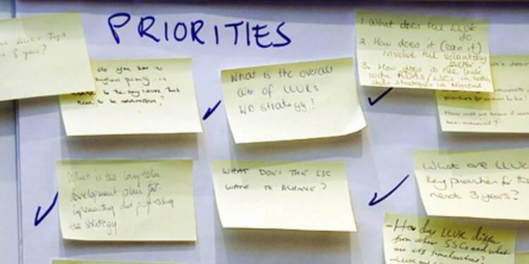 Identifiez vos priorités et les concessions possibles