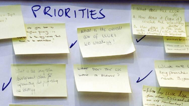 Apprendre à gérer son temps et ses priorités