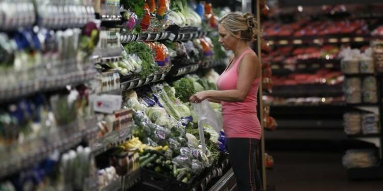 Hausse des prix à la consommation conforme aux attentes aux Etats-Unis