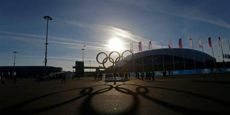 JO: les Jeux de Sotchi dans la porte de départ
