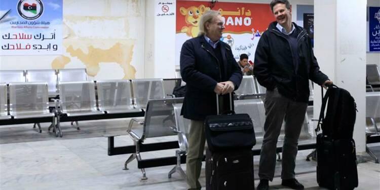 Paris recommande à ses ressortissants d'éviter Benghazi