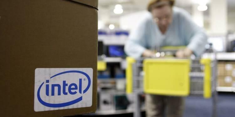 Intel veut s'installer sur le marché des smartphones