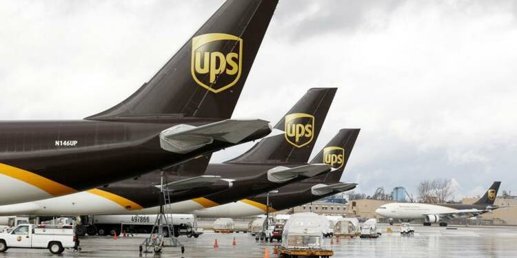 UPS annonce des résultats meilleurs que prévu au 1er trimestre