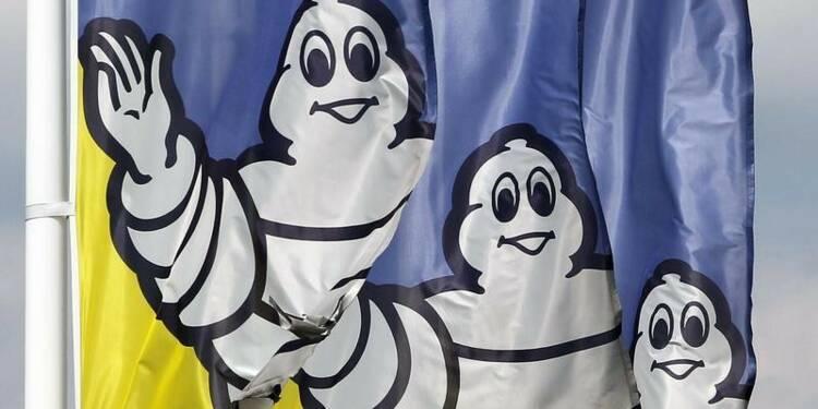 Les ventes de Michelin reculent de 2,4% au premier trimestre