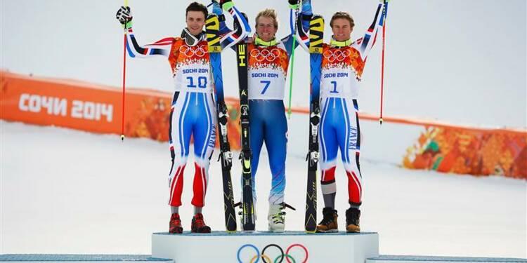 JO: Ligety gagne le slalom géant, Missillier 2e et Pinturault 3e