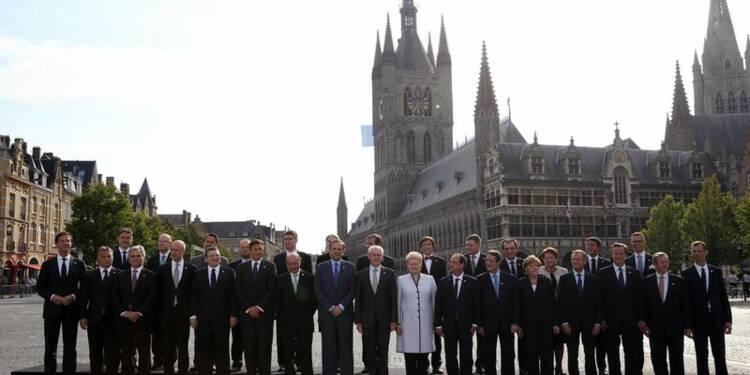 Le sommet européen s'ouvre dans l'ombre de Jean-Claude Juncker