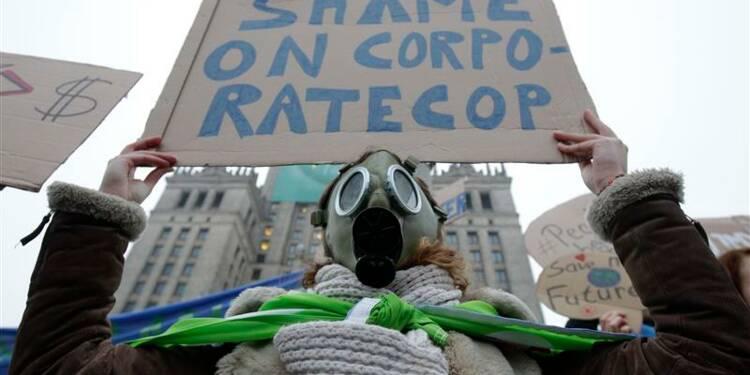 Les écologistes claquent la porte à la conférence sur le climat
