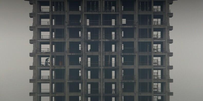 Un promoteur immobilier au bord de la faillite en Chine