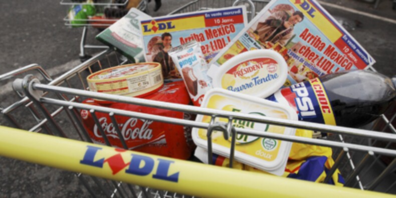"Lidl dit stop au ""hard discount"" en France"