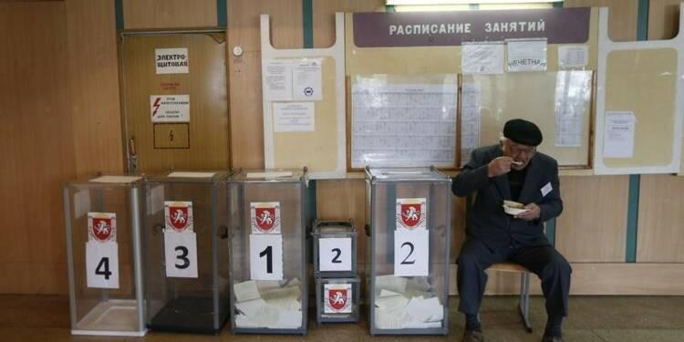 Ianoukovitch veut un référendum dans chaque région ukrainienne