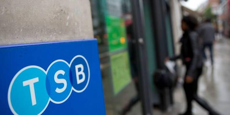 Lloyds met à prix l'IPO de TSB en deçà de sa valeur comptable