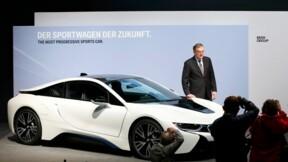 BMW veut augmenter ses capacités aux Etats-Unis, le titre monte
