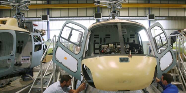 Eurocopter réinvente le compte épargne-temps