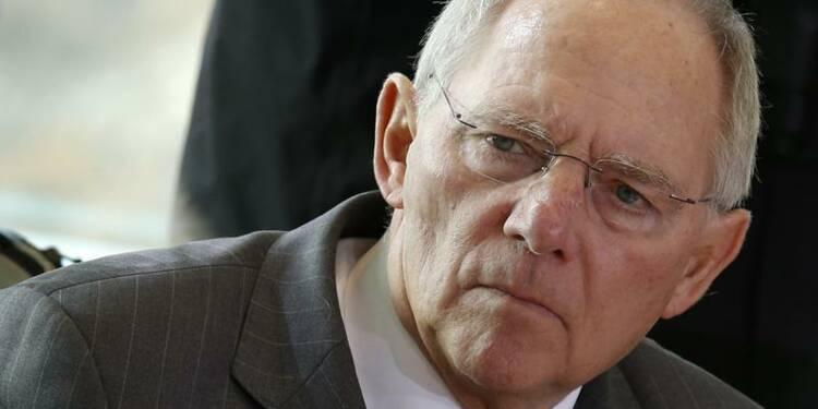 Wolfgang Schäuble craint la contagion après le scrutin italien