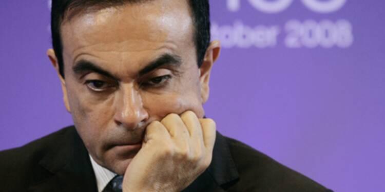 Renault a perdu 1 milliard d'euros en six mois et ne versera pas de dividende