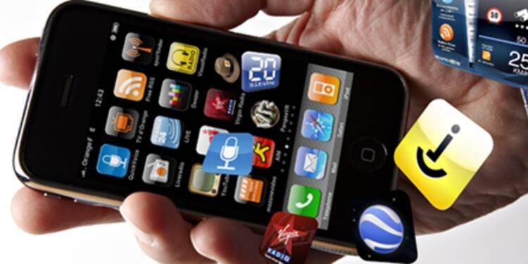 Les grands noms du luxes'affichent sur l'iPhone