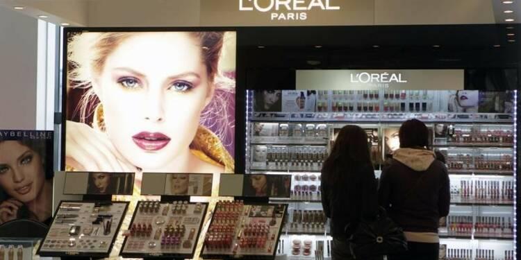 Le marché grand public américain reste atone, selon L'Oréal