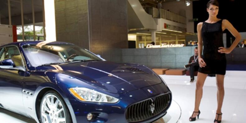 Maserati : Piège à filles et machine à cash