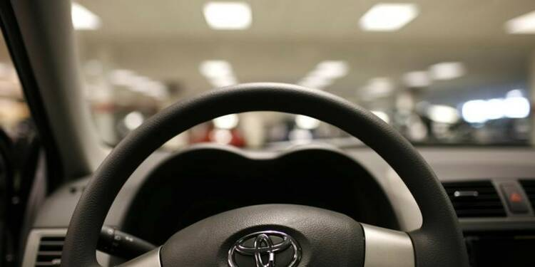 Toyota annonce le rappel de 6,58 millions de véhicules